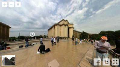 Création visite virtuelle 360 degrés